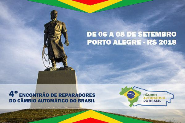 2º CONGRESSO TÉCNICO DO CÂMBIO AUTOMÁTICO DO BRASIL EM PORTO ALEGRE - RS